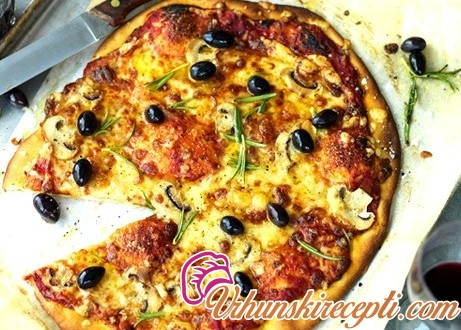 La pizza svete Majke Tereze