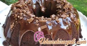 Kuglof sa kockicama čokolade