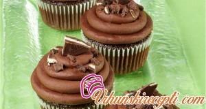 Mafini sa kokosom i čokoladom