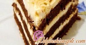 Mascarpone karamel torta