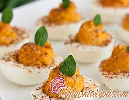 Pikantna punjena jaja