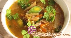 Supa sa povrćem