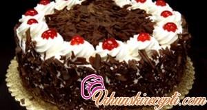 Švarcvald posna torta