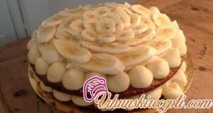 Torta sa bananama