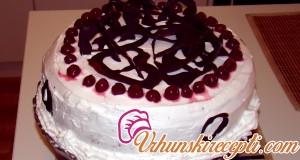 Torta sa višnjama 2