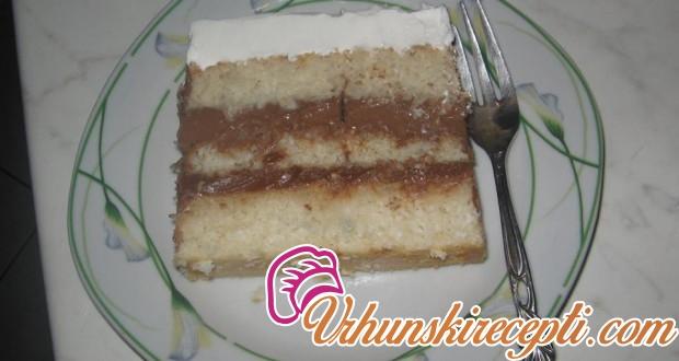 Kokos tortica