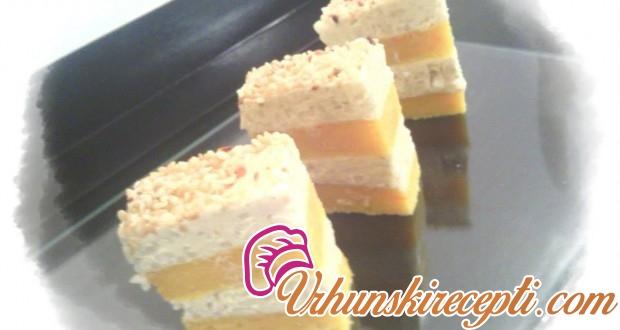 Posna torta od šargarepe