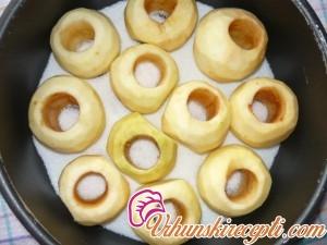 Torta punjena jabukama 3