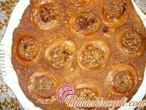 Torta punjena jabukama 8