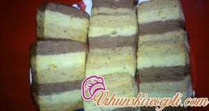 Zebra keks