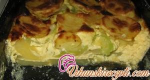 Musaka sa tikvicama i krompirom - Vrhunski Recepti