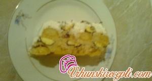 Torta sa krem bananicama - Vrhunski Recepti