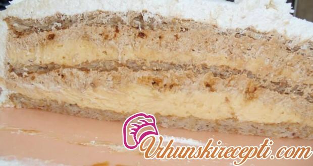 Egipatska torta - Vrhunski Recepti