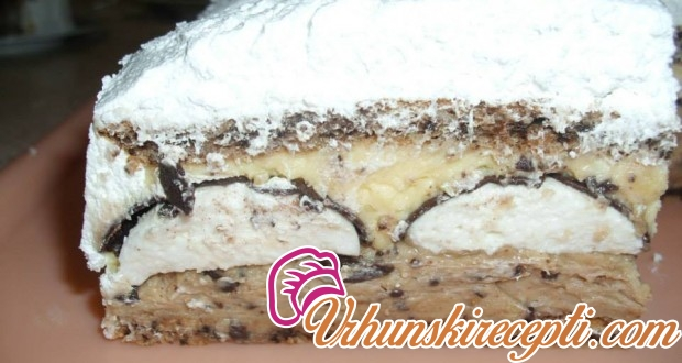 Munchmallow torta - Vrhusnki Recepti