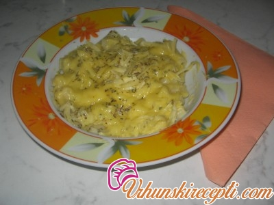 Posne makarone - Vrhunski Recepti