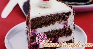 Torta sa višnjama - Vrhunski Recepti