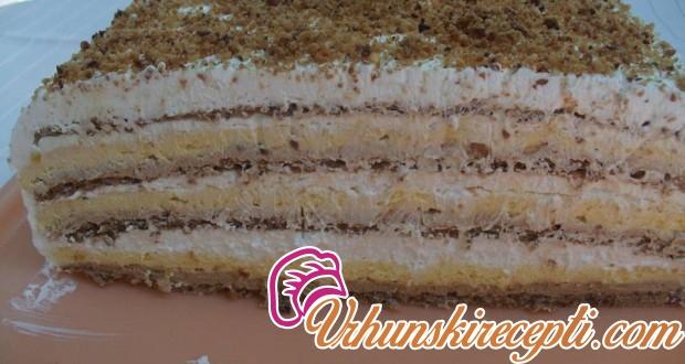 Milka torta - Vrhunski Recepti