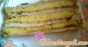 Torta bela dolina - Vrhunski Recepti